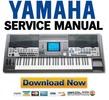 Thumbnail Yamaha Portatone PSR-9000 Reparaturanleitung