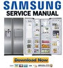 Thumbnail Samsung RSG5PURS1 Service Manual & Repair Guide