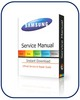 Thumbnail Samsung VP-X300 + X300L Service Manual & Repair Guide