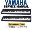 Thumbnail Yamaha P-80 P80 Service Manual & Repair Guide
