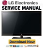 Thumbnail LG 42LX6500 42LX6500-ZD Service Manual & Repair Guide