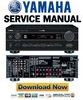Thumbnail Yamaha HTR-5650 5650RDS 5640 5640RDS Service Manual & Repair Guide