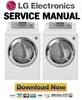 Thumbnail LG DLE0442W DLG0452W Service Manual & Repair Guide