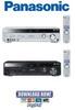 Thumbnail Panasonic SA-XR58 XR58E XR58EG Manual de Servicio