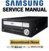 Thumbnail Samsung SHR-5040N 5042N 5040P 5042P Service Manual