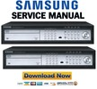 Thumbnail Samsung SHR-5082 + 5162 Service Manual & Repair Guide