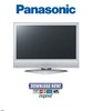 Thumbnail Panasonic TH-37PG9W + 42PG9W Service Manual & Repair Guide
