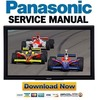 Thumbnail Panasonic TH-50PH9UK Service Manual & Repair Guide
