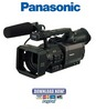 Thumbnail Panasonic AG DVC180 DVX100 DVX102 Service Manual & Repair Guide