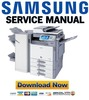 Thumbnail Samsung CLX-9250ND + 9350ND Service Manual and Repair Guide