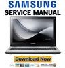 Thumbnail Samsung QX410 + QX510 Service Manual & Repair Guide