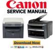 Thumbnail Canon MF4320 MF4330 MF4350 MF4370 MF4380 Service Manual