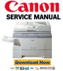 Thumbnail Canon imageCLASS D620 D660 D680 FULL Service Manual & Repair Guide