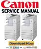 Thumbnail Canon imageRUNNER iR2545 iR2545 iR2535i iR2535 Service Manual & Repair Guide
