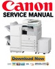Thumbnail Canon imageRUNNER iR 3225 3230 3235 3245 Service Manual + Parts Catalog