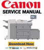 Thumbnail Canon imageRUNNER iR 7105 7095 7086 Service Manual Repair Guide