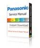 Thumbnail Panasonic Viera TC-42P1/37P1 + PT-42PD1/37PD1 FULL Service Manual & Repair Guide