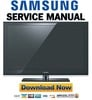 Thumbnail Samsung LN40B530P7N LN46B530P7N Service Manual & Repair Guide