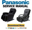 Thumbnail Panasonic EP1273 + EP1272 Service Manual & Repair Guide