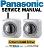Thumbnail Panasonic BB-HCM371 Service Manual & Repair Guide