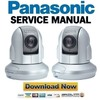 Thumbnail Panasonic BB-HCM581 Service Manual & Repair Guide