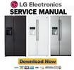 Thumbnail LG LSC27950SW LSC27950SB LSC27950ST Service Manual
