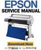 Thumbnail Epson Stylus Pro 7600 9600 FULL Service Manual Repair Guide