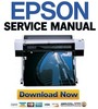 Thumbnail Epson Stylus Pro 7400 7450 7800 9400 9880  Service Manual