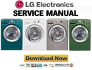 Thumbnail LG WM2233H WM2233HW WM2233HS WM2233HD WM2233HU Service Manual & Repair Guide