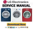 Thumbnail LG WM2487H WM2487HWM WM2487HRM Service Manual & Repair Guide