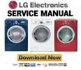 Thumbnail LG WM2688H WM2688HNM WM2688HWM Service Manual & Repair Guide
