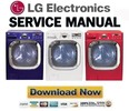 Thumbnail LG WM2801H WM2801HLA WM2801HWA WM2801HRA Service Manual & Repair Guide