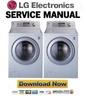 Thumbnail LG WM3632HW Service Manual & Repair Guide