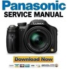 Thumbnail Panasonic Lumix DMC-FZ150 Service Manual & Repair Guide