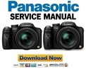 Thumbnail Panasonic Lumix DMC-FZ47 + FZ48 Service Manual Repair Guide