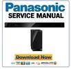 Thumbnail Panasonic SC-HTB520 Service Manual & Repair Guide