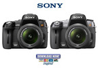 Thumbnail Sony Alpha DSLR-A500 + A550 Service Manual & Repair Guide