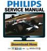 Thumbnail Philips 37PFL7403D + 37PFL7403H Service Manual & Repair Guide