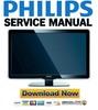 Thumbnail Philips 42PFL7623D Service Manual & Repair Guide