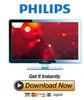 Thumbnail Philips 42PFL9703 Service Manual & Repair Guide
