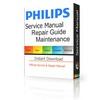 Thumbnail Philips 52PFL9703D + 52PFL9703H Service Manual & Repair Guide