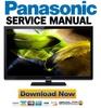 Thumbnail Panasonic TC-P50UT50 Service Manual & Repair Guide