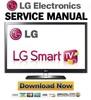 Thumbnail LG 42LV5500 42LV5590-ZC Service Manual & Repair Guide