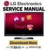 Thumbnail LG 55LV5400 Service Manual & Repair Guide