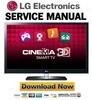 Thumbnail LG 65LW6500-CA Service Manual & Repair Guide