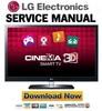 Thumbnail LG 65LW6500-TA Service Manual & Repair Guide