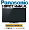 Thumbnail Panasonic TC-P65GT30 Service Manual & Repair Guide