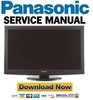 Thumbnail Panasonic TH-37LRU30 Service Manual & Repair Guide