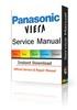 Thumbnail Panasonic TH-42PD12 Service Manual & Repair Guide