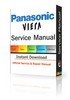 Thumbnail Panasonic TH-85VX200 Service Manual & Repair Guide